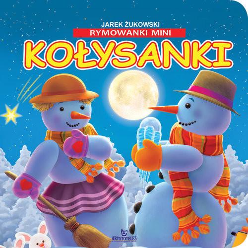 okładka Kołysanki Rymowanki mini, Książka   Żukowski Jarek