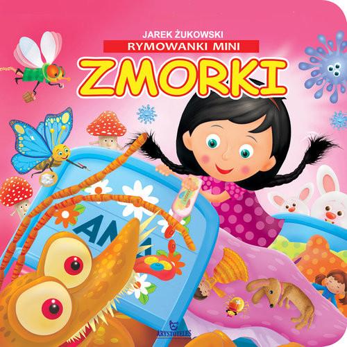 okładka Zmorki Rymowanki mini, Książka   Żukowski Jarek