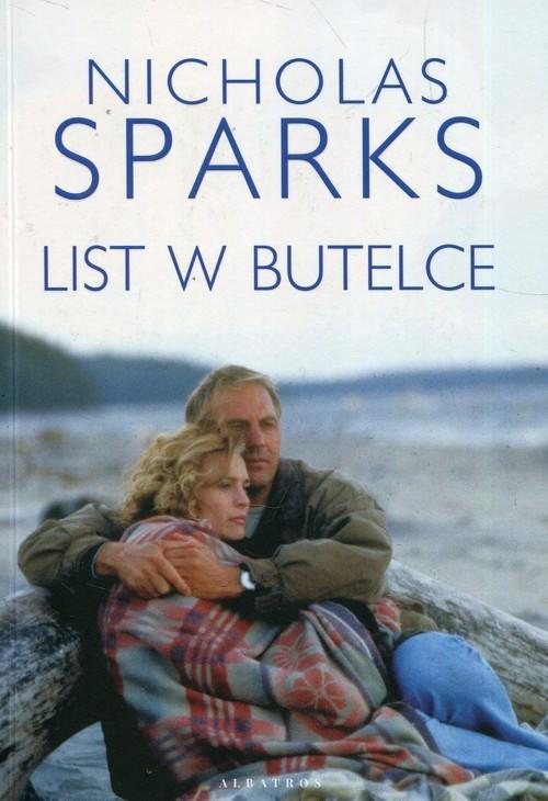 okładka List w butelceksiążka      Nicholas Sparks