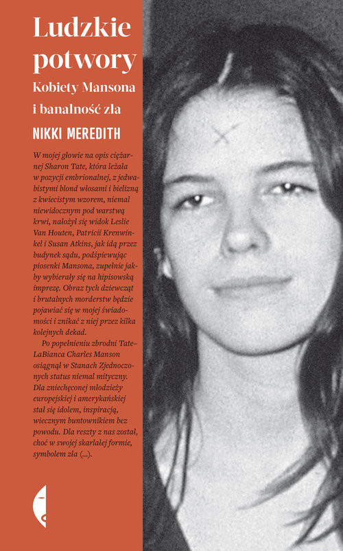 okładka Ludzkie potwory Kobiety Mansona i banalność złaksiążka      Nikki Meredith