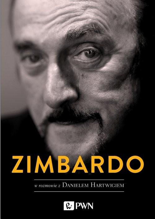 okładka Zimbardo w rozmowie z Danielem Hartwigiemksiążka      Zimbardo Philip, Daniel Hartwig