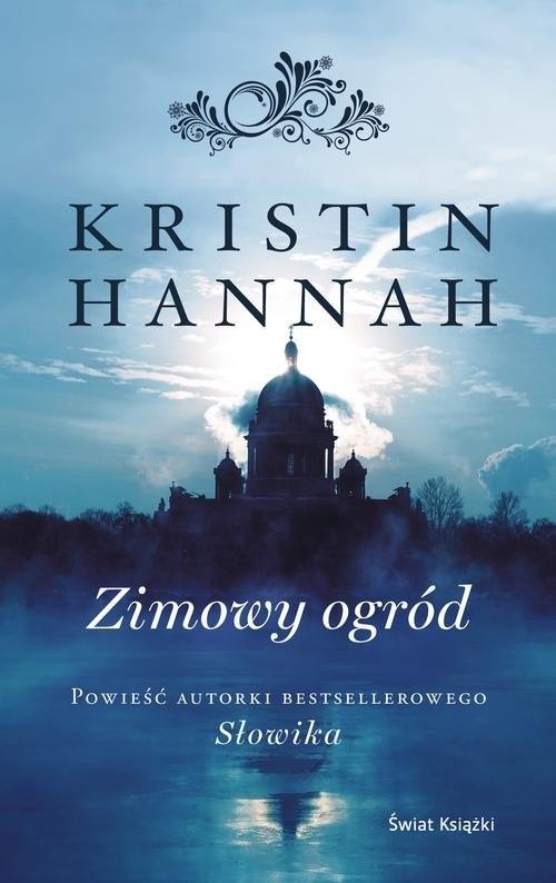 okładka Zimowy ogród, Książka   Hannah Kristin