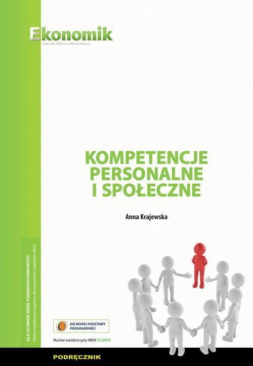 okładka Kompetencje personalne i społeczneksiążka |  | Krajewska Anna