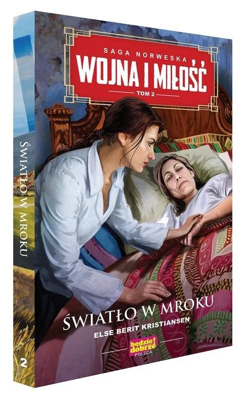 okładka Wojna i miłość 2 Światło w mrokuksiążka |  | Else Berit Kristiansen