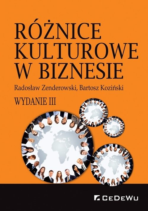 okładka Różnice kulturowe w biznesie, Książka | Radosław Zenderowski, Bartosz Koziński