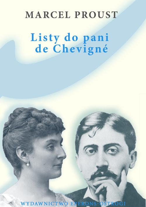 okładka Listy do pani de Chevigneksiążka |  | Marcel Proust