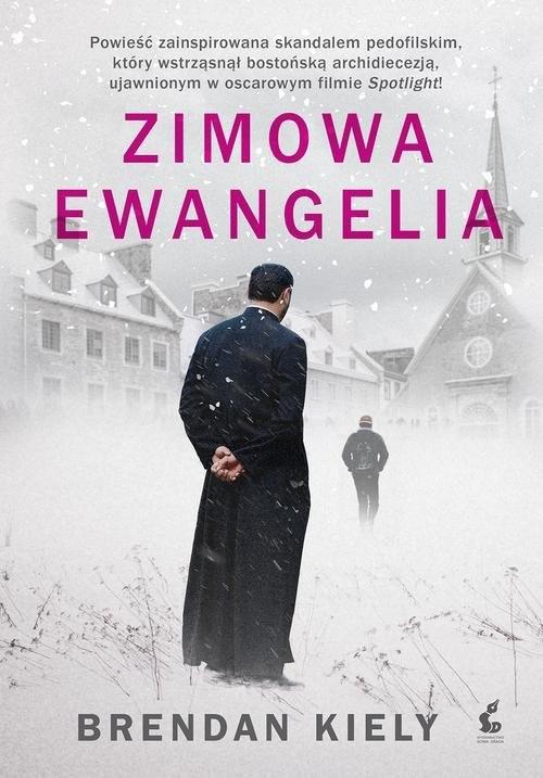 okładka Zimowa ewangeliaksiążka |  | Brendan Kiely