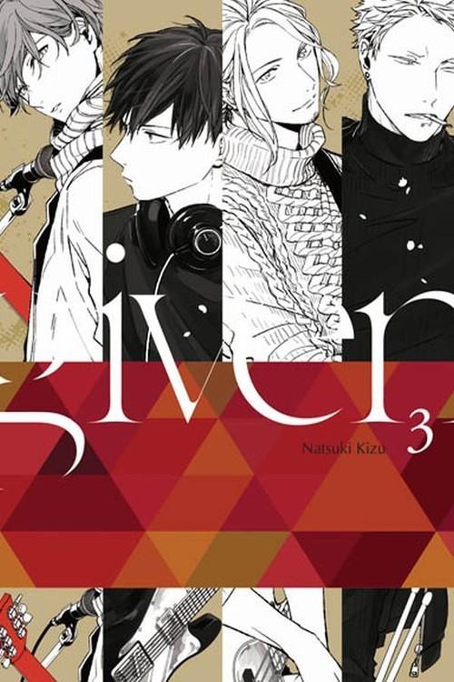 okładka Given #03książka |  | Kizu Natsuki