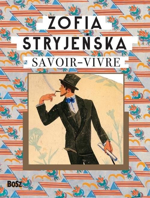 okładka Savoir-vivre, Książka | Zofia Stryjeńska