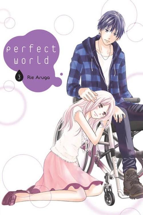 okładka Perfect World #03książka |  | Aruga Rie