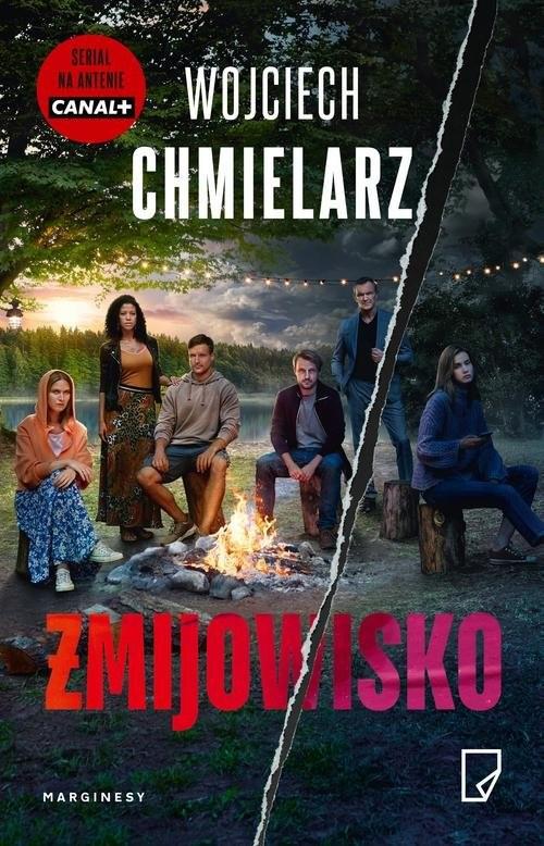 okładka Żmijowiskoksiążka      Wojciech Chmielarz