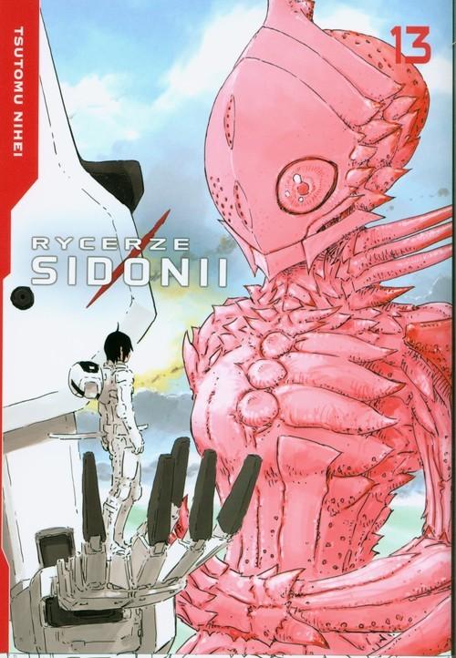 okładka Rycerze Sidonii 13książka |  | Nihei Tsutomu