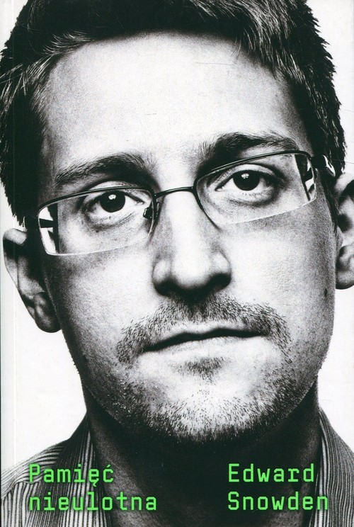 okładka Pamięć nieulotnaksiążka |  | Edward Snowden