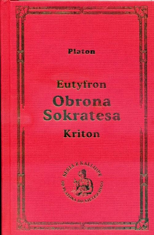 okładka Obrona Sokratesaksiążka      Platon