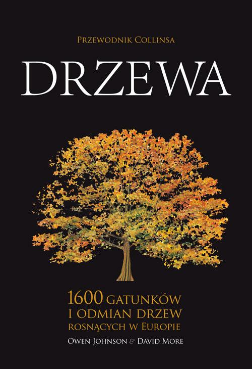 okładka Drzewa Przewodnik Collinsa, Książka | Owen Johnson, David More