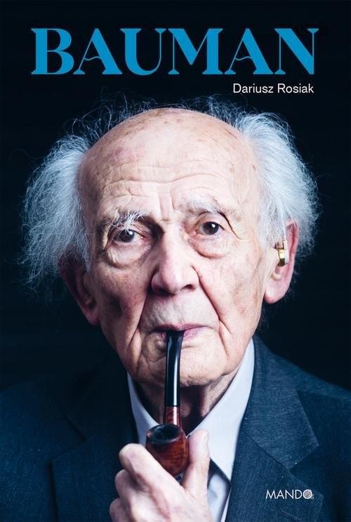 okładka Bauman, Książka | Dariusz Rosiak
