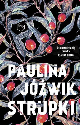 okładka Strupkiksiążka      Paulina Jóźwik
