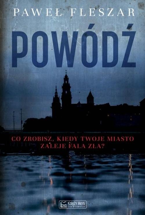 okładka Powódź, Książka | Fleszar Paweł