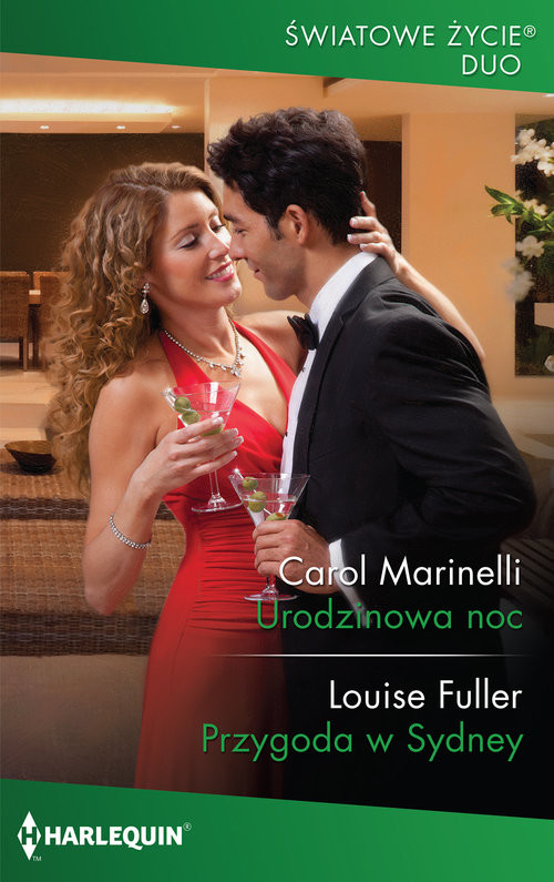 okładka Urodzinowa nocksiążka |  | Carol Marinelli