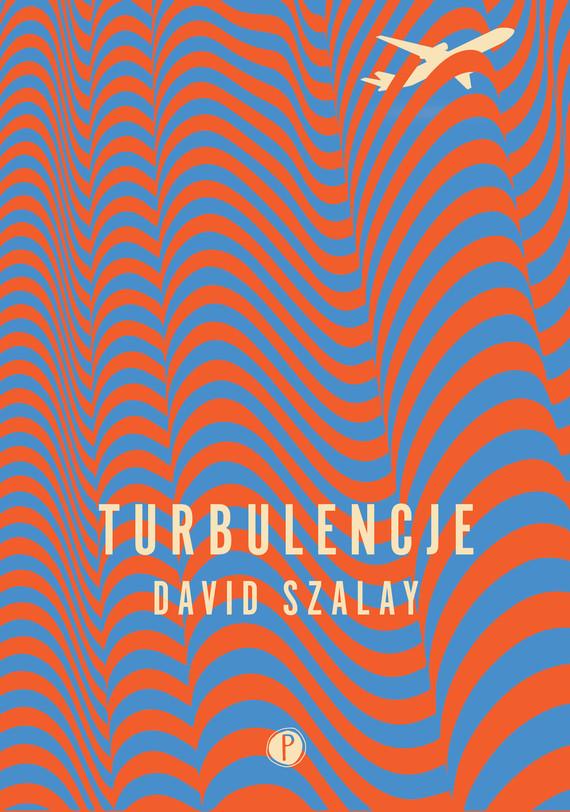 okładka Turbulencjeebook | epub, mobi | Szalay David