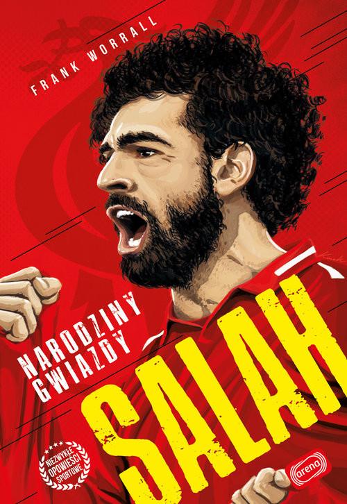okładka Salah Narodziny gwiazdy, Książka | Frank Worrall