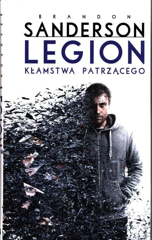 okładka Legion Kłamstwa patrzącego, Książka | Brandon Sanderson