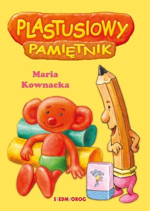 okładka Plastusiowy pamiętnikksiążka      Maria  Kownacka