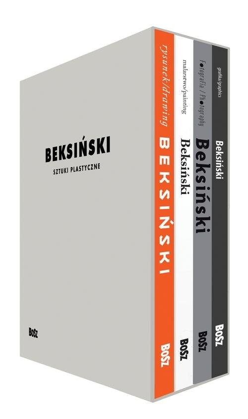 okładka Beksiński Sztuki plastyczne Etuiksiążka |  | Zdzisław Beksiński, Banach Wiesław