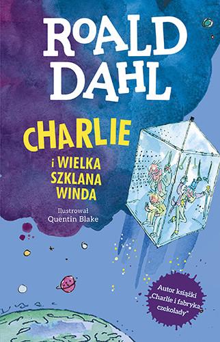 okładka Charlie i Wielka Szklana Windaksiążka      Roald Dahl
