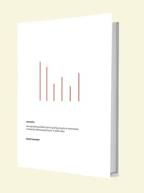 okładka Wartości we wpisach polskich partii politycznych w Internecie w okresie okołowyborczym w 2015 rokuksiążka |  | Olender Kamil