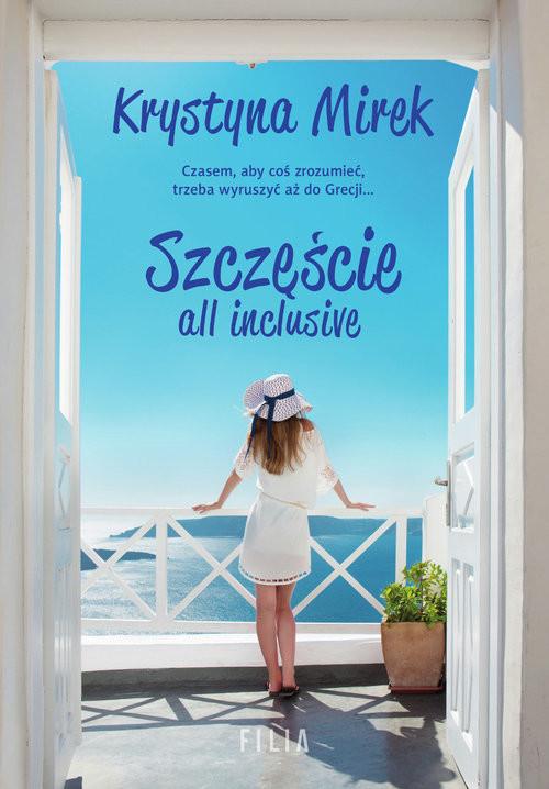 okładka Szczęście all inclusive Wielkie Literyksiążka |  | Krystyna Mirek