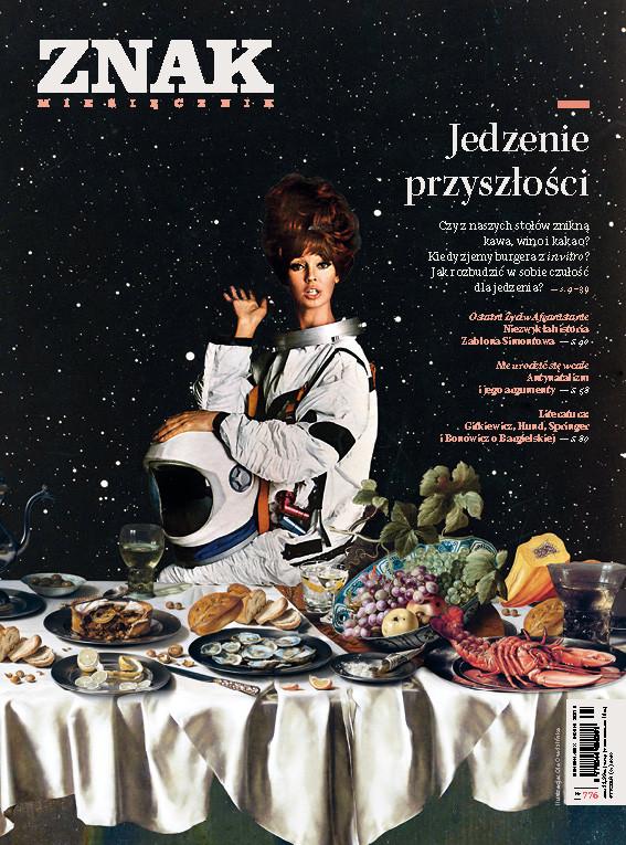 okładka Znak 776 01/2020: Jedzenie przyszłościksiążka |  |
