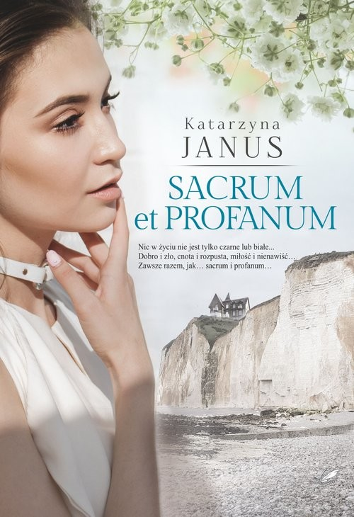 okładka Sacrum et profanum, Książka   Katarzyna Janus
