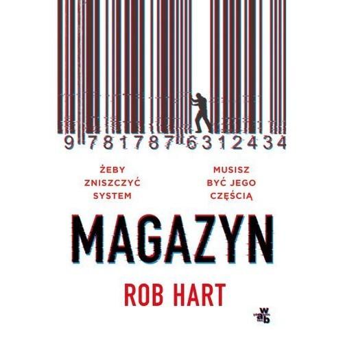 okładka Magazyn, Książka | Hart Rob