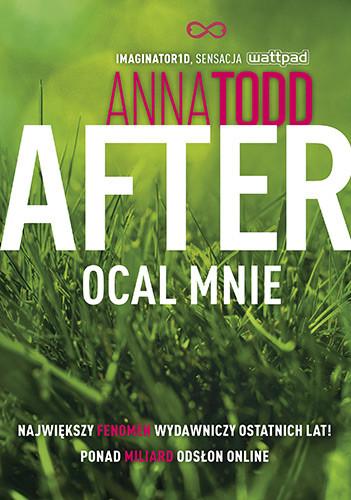 okładka After 3. Ocal mnie 2020, Książka   Anna Todd