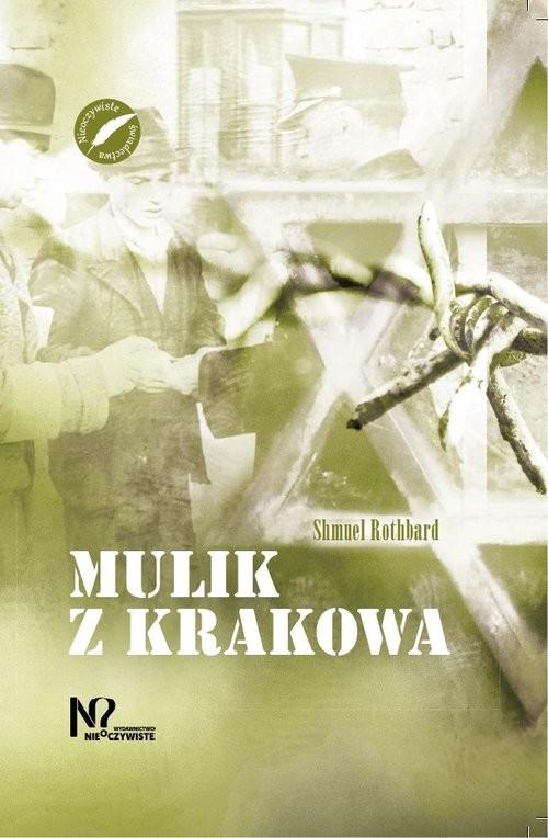 okładka Mulik z Krakowaksiążka      Rothbard Shmuel
