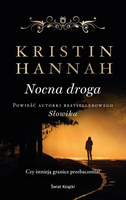 okładka Nocna droga, Książka   Hannah Kristin
