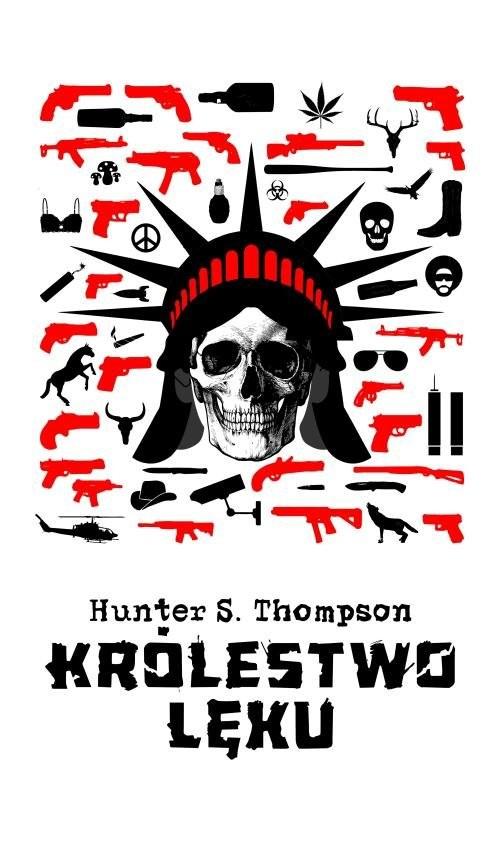 okładka Królestwo lękuksiążka |  | Hunter S. Thompson