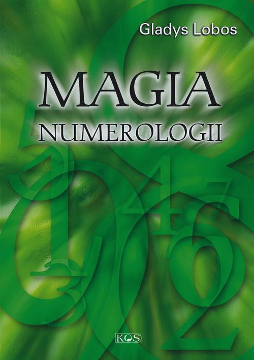 okładka Magia numerologii, Książka | Lobos Gladys