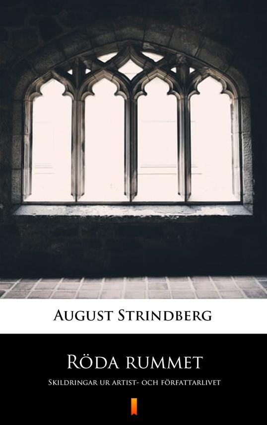 okładka Röda rummetebook | epub, mobi | August Strindberg