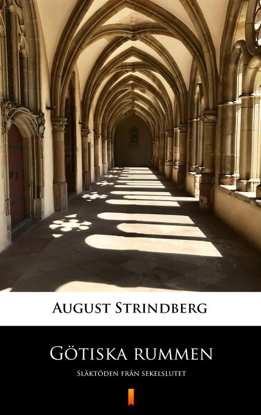 okładka Götiska rummenebook | epub, mobi | August Strindberg