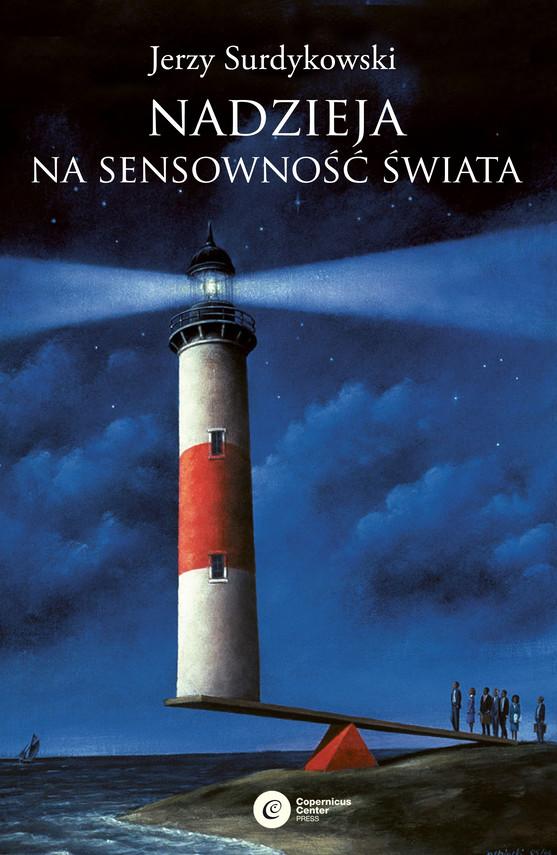 okładka Nadzieja na sensowność świata, Ebook | Jerzy Surdykowski
