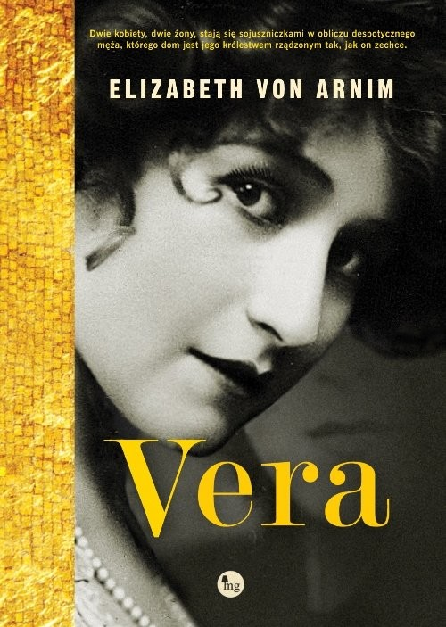 okładka Vera, Książka | Arnim Elizabeth