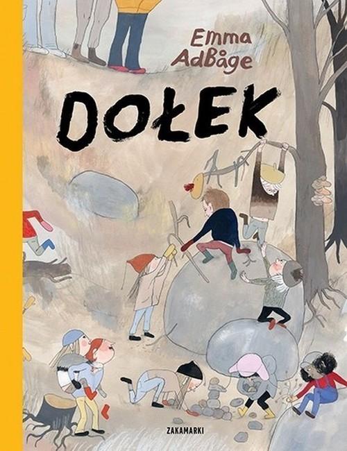 okładka Dołek, Książka   Emma Adbage