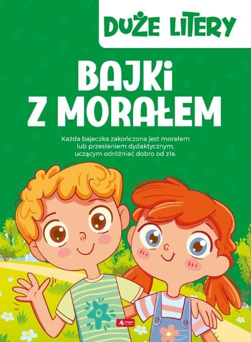 okładka Bajki z morałemksiążka      null null