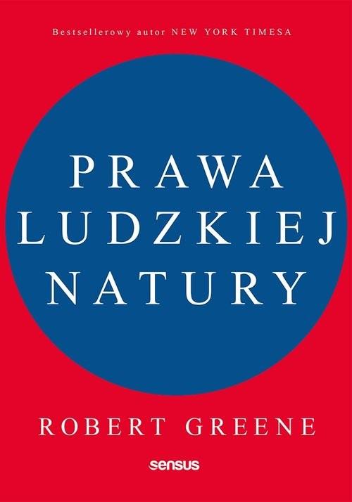 okładka Prawa ludzkiej naturyksiążka |  | Robert Greene