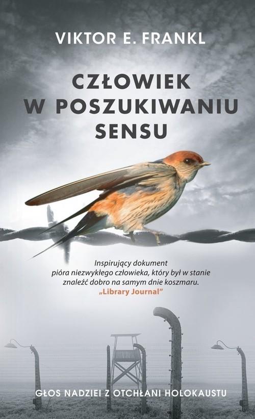 okładka Człowiek w poszukiwaniu sensu, Książka   Frankl Viktor