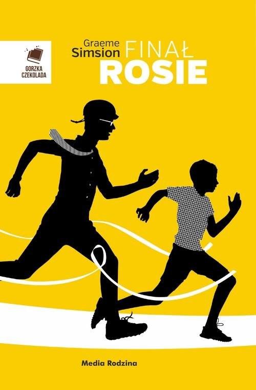 okładka Finał Rosie, Książka | Graeme Simsion