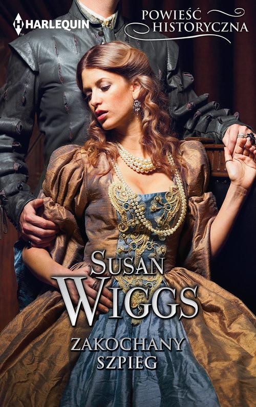 okładka Zakochany szpiegksiążka |  | Susan Wiggs