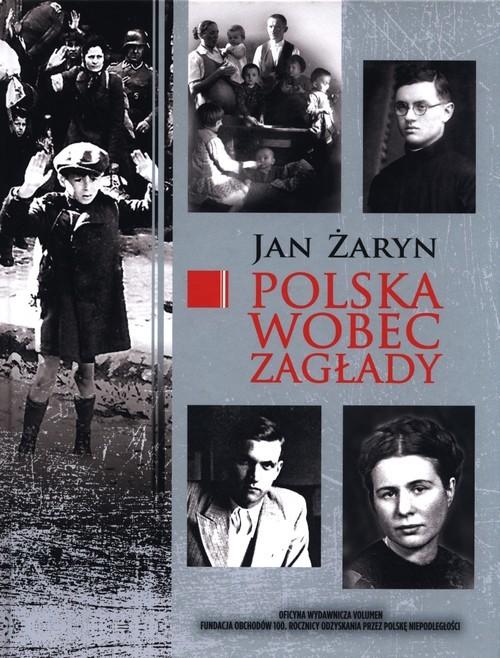 okładka Polska wobec zagłady, Książka | Jan Żaryn